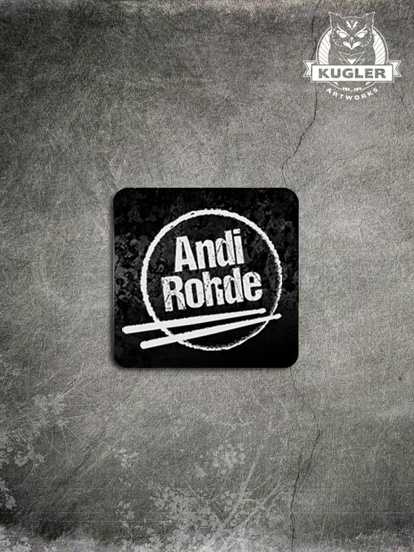 Band-Logo // ANDI ROHDE