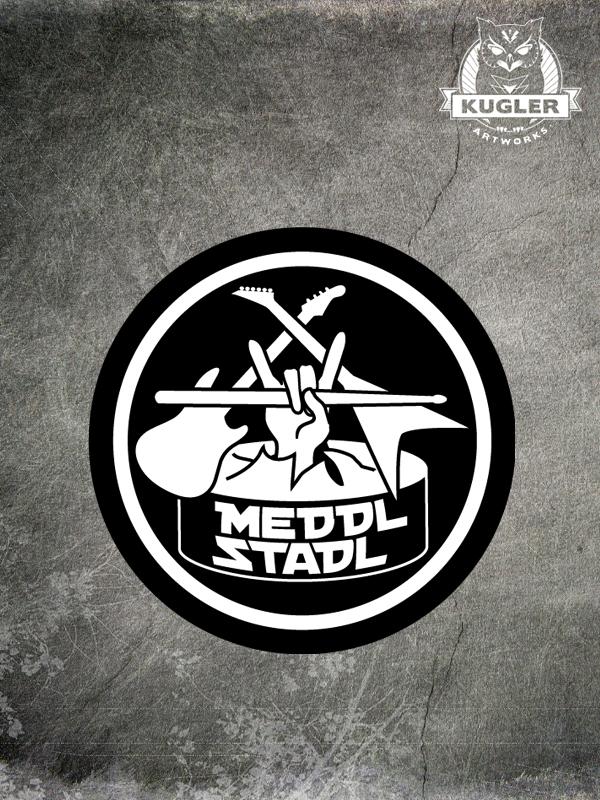 Band-Logo // MEDDLSTADL