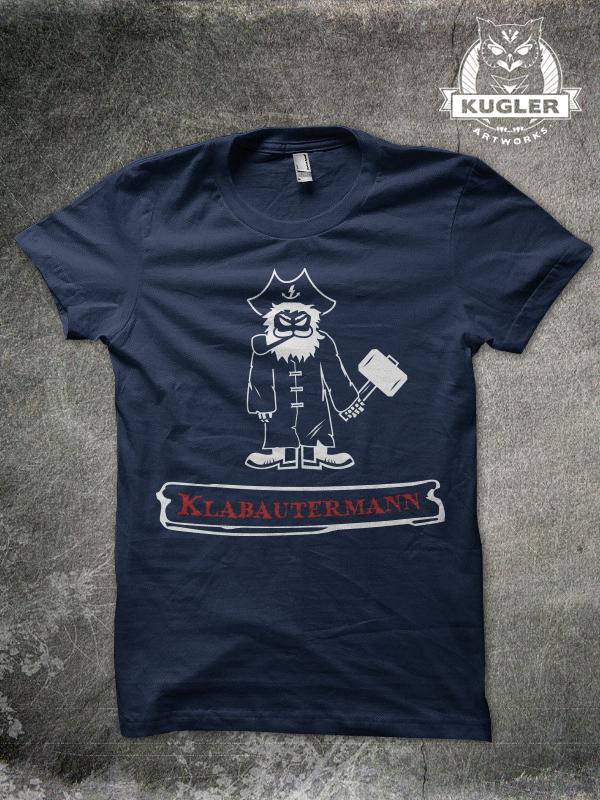 Shirt-Design // KLABAUTERMANN