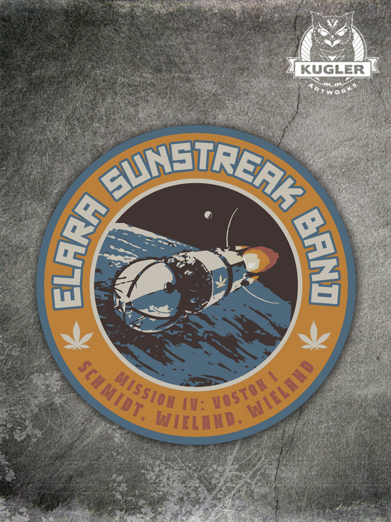 Patch // Elara Sunstreak Band
